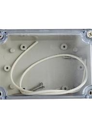 100 * 68 * 50 caixa de interruptor selado caixa de junção à prova de água caixa de impermeável transparente caixa de controle visual de