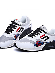 lue/Black/White Cushioning Rubber Running Shoes for Men