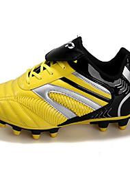 Zapatos Fútbol PU Azul / Amarillo Para Niño / Para Niña