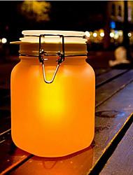 Creative Romantic Colorful Sun Jar LED Night Light
