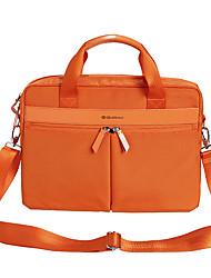 14inch portátil bolso del ordenador portátil del negocio / de la manga de color caqui / negro / naranja / rosa