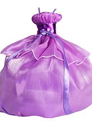 Ropa para Muñecas Hobbies de Tiempo Libre Vestido de novia Vestido de noche Plástico Morado Para Chicas 5 a 7 años