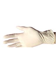 индивидуально упакованные одноразовые медицинские смотровые перчатки толщиной латекс тест / резиновые перчатки красоты