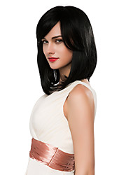 Woman's Smart Cute Bob Hairstyle Virgin Remy Human Hair Hand Tied -Top Emmor Wigs