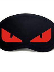 путешествия спальный глаз маски типа 0038 красный дьявол глаз