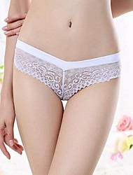 Hot Sale 2016 New Sexy Women Panties Pierced Underwear Low-waistline Comfortable Briefs For Lady