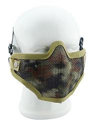 máscara de caveira de proteção