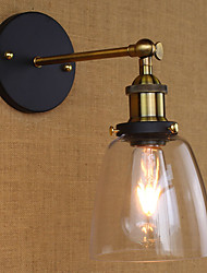 Alcatraz Island Edison Flute Decorative Wall Lamp Bulb