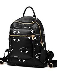 Women Cowhide Sports / Casual Shoulder Bag Multi-color