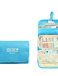 removível tourism lavagem saco impermeável produtos de higiene pessoal saco pendurado
