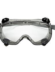 tour de teinturier 101124 antichemical lunettes d'impact anti-transparents lunettes anti-éclaboussures liquides anti- vent et la poussière
