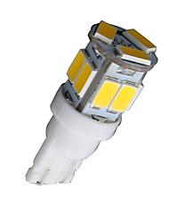 20X T10 W5W 192 168 194 7014 11SMD 5730 11 LED Warm White Side lights LED Wedge Light 12V