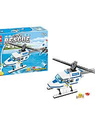 Игрушки Для мальчиков Строительные блоки Блоки / Пластик Выше 6 Коричневый