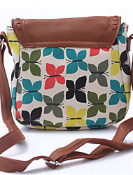 Women Cotton Casual Shoulder Bag