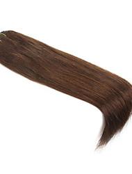 5 предметов Прямые Ткет человеческих волос Индийские волосы Ткет человеческих волос Прямые