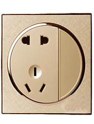 F2 A Single Control Open Five Hole, Switch Socket