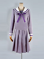 Noragami Hiyori Iki Girl's School Uniform Cosplay Costume