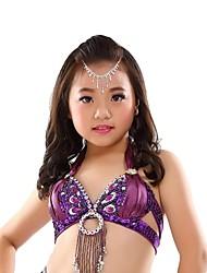Accessoires de Danse Coiffures Femme Enfant Spectacle Métal 1 Pièce Coiffures
