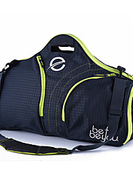 saco mochila / yoga impermeável estilo dobrável de moda de alta capacidade outdoor pano esporte azul / laranja / amarelo mulheres / homens