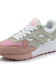 Da donna-Sneakers-Casual / Sportivo-Comoda-Piatto-Tulle-Nero / Verde / Viola / Bianco / Fucsia