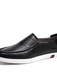 Soft Leather Men Shoes Moccasins Shoes Men Flats Casual Men Loafers  Breathable male shoes wholesale