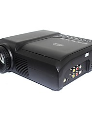 DH® DH-TL50 LCD Home Theater Projector VGA (640x480) 500 LED