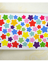 Wedding 1pc Stickers Multi color