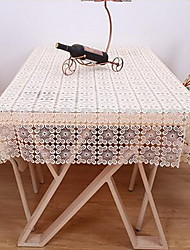 Tea Table Cloth Can Cut The Tablecloth Is Multi-purpose Towel (125 * 175 cm)