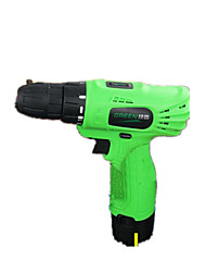 Power Lithium Battery Cordless Drill(Plug-in  AC - 220V - 21W;Drilling Diameter 10mm)