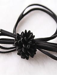 Women Fabric Hair Tie,Cute