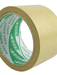Flesh 0.8Cm 5.5Cm * 20M High Quality Environmentally Friendly Water-Free Kraft Paper Tape