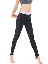 Women Solid Color Legging,Cotton Polyester