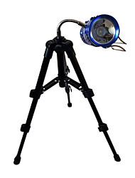 The New Fishing Light Night Fishing Lamp Hose Gimbal Aluminum Small Three Mini Camera Tripod