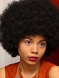 Brazilian Virgin Hair Afro Kinky Curly Full Lace Human Hair Wigs For Women Afro Curl Full Lace Wigs