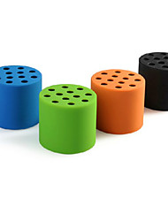 Mini Silicone Mini Bluetooth Speakers, FM Audio Output Car Audio