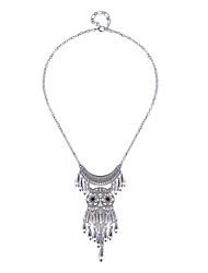 Kettingen Hangertjes ketting Sieraden Legering Causaal Zilver 1 stuks Geschenk