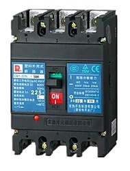 Plastic Shell Type Low Voltage Circuit Breaker