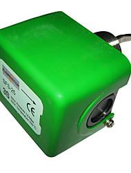 changer d'instrument de mesure matériau métallique électronique couleur verte alimentation alternative