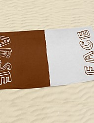 "1 PC Polyester Beach Towel 55"" by 27"" Cartoon Pattern"
