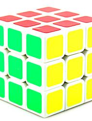 Shengshou® Glatte Geschwindigkeits-Würfel 3*3*3 Fluoreszierend / Profi Level Druck-Helfer / Magische Würfel / Puzzle SpielzeugSchwarz /