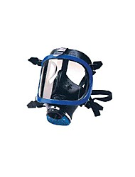 Panoramic Single Canister Gas Mask