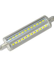 8 R7S LED a pannocchia T 72 SMD 3528 640-720 lm Luce fredda Decorativo AC 85-265 V 1 pezzo