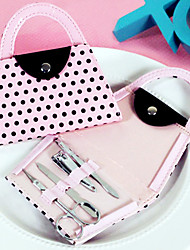 Bridesmaids / Bachelorette / Manicure Set / Pedicure Set / Flip Flop Case Beter Gifts® Wedding Favor BETER-ZH007