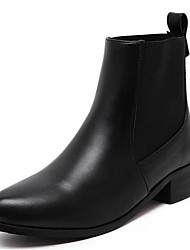 Women's Boots Spring / Fall / Winter Riding Boots Leatherette Outdoor / Casual Low Heel Others Black / Brown Others
