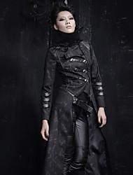 Punk Rave y-364 Frauen-Weinlese / beiläufiges Mittel lange Ärmel regelmäßige Jacken
