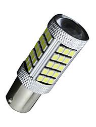 2x белый 1156 G18 BA15s 63 SMD +2835 поворотников задний свет лампы лампы d091 DC12-24V