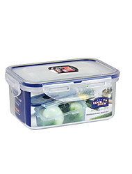 LOCK&LOCK 1/set Kitchen Kitchen Polypropylene Lunch Box 130*85*60mm HPL811