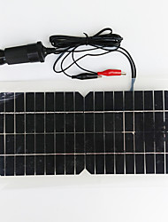 zdm® 5.5W 12v выход USB монокристаллического кремния панели солнечных (dc12-18v)