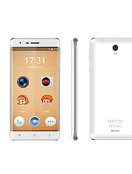 "OUKITEL® K4000 LITE 5.0 "" Android 5.0 4G Smartphone (Dual SIM Quad Core 13 MP 2GB + 16 GB Gold / White)"