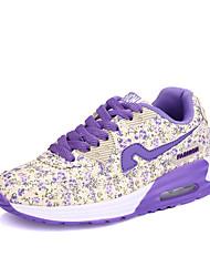 Da donna-Sneakers-Casual / Sportivo-Ballerine-Piatto-Tulle-Rosa / Viola